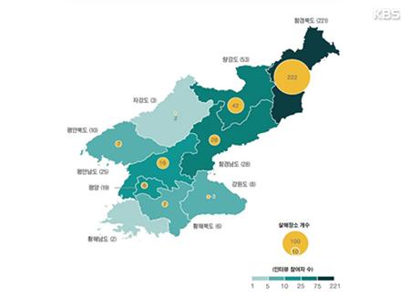 Südkoreanische Organisation kartiert Menschheitsverbrechen in Nordkorea
