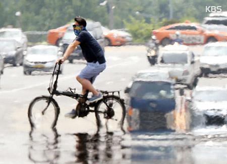 La península coreana registra veranos cada vez más largos