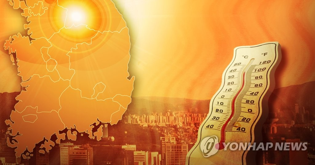 This Summer so far Second Hottest One for S. Koreans on Record