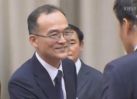 Presiden Moon Meminta Kejaksaan Jalankan Reformasi