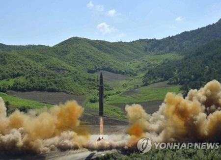 韓国「米と動向監視中」 北韓ミサイル準備兆候に