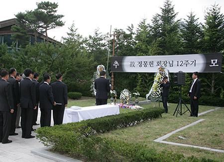 Pyongyang rejette la demande de Hyundai Asan d'organiser une commémoration