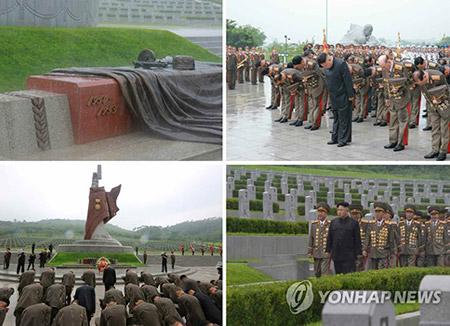 Kim Jong Un aparece en público por primera vez en dos semanas