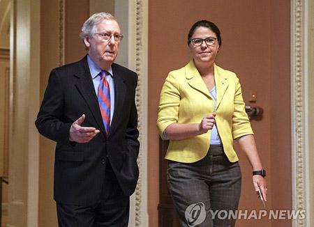 対北韓・露・イラン制裁強化法案 米上院で可決