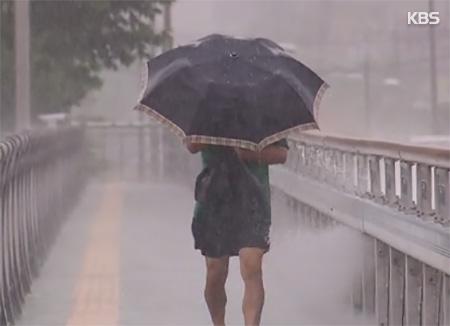韓国全域で梅雨明け