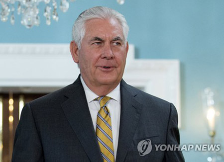 Außenminister Tillerson beruhigt Nordkorea