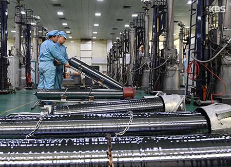 제조업 국내공급 2분기 5.3% 증가…증가세 둔화
