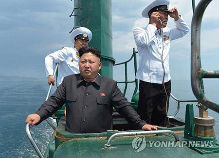 """""""동해서 대함순항미사일 탑재 북한 초계정 포착…3년만에 처음"""""""