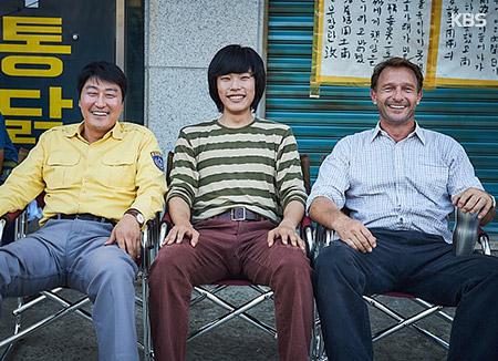 映画「タクシー運転手」 7日間で500万人突破