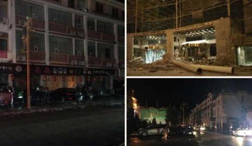 Al menos 9 mueren por un terremoto en Sichuan