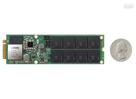 Samsung Electrónica estrena un chip de memoria flash capaz de almacenar 70 películas