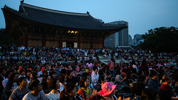 Concerts Set for 5 Seoul Palaces Wishing for Olympic Success