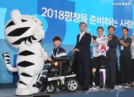 6 أشهر على انعقاد دورة بيونغ تشانغ للألعاب الأولمبية الشتوية