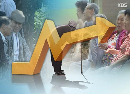 """고령화가 재정지출 늘린다…""""2065년까지 연평균 2.8조 추가"""""""