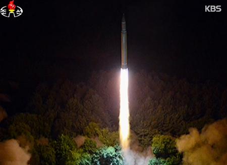 Hwasong-14 Disimpulkan Gagal Masuk Kembali ke Atmosfer