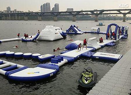 汝矣岛汉江公园设氢能发电体验空间