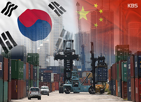 Объём китайского экспорта продуктов питания в СК возрастает