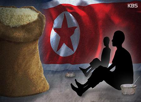 中国から北韓への食料輸出が大幅に増加