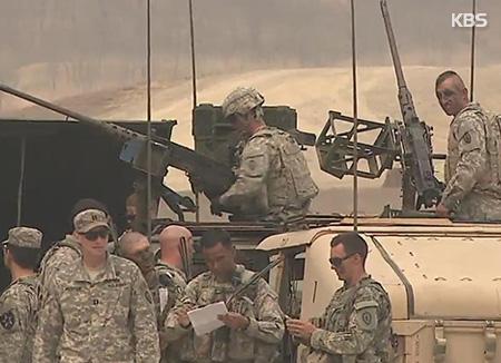 「在韓米軍の増員はしていない」 韓米当局が確認