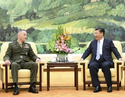 China, US agree on direct military communication