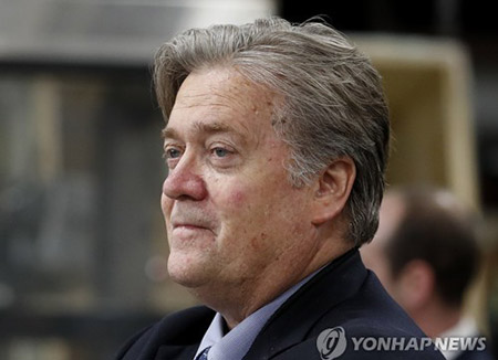 Trumps Chefstratege spielt mit Idee eines Truppenabzugs aus Südkorea