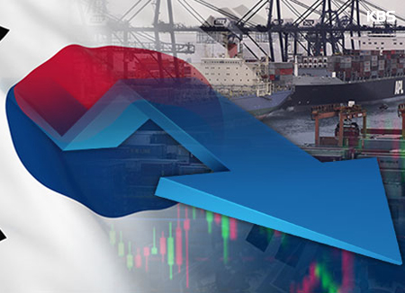 한국 OECD 선행지수 21개월째 하락…'역대 최장'