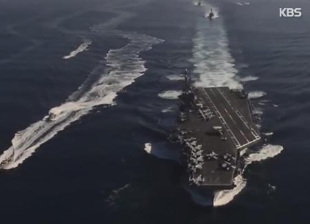 韓米合同軍事演習 米軍主要指揮官も韓国へ