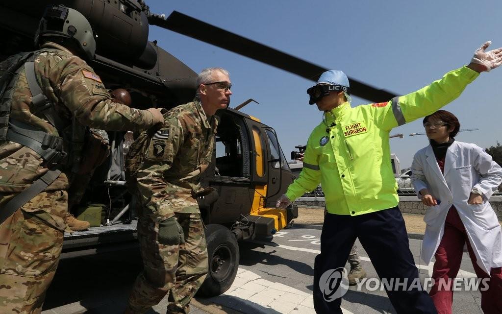 بدء المناورات العسكرية بين كوريا الجنوبية والولايات المتحدة