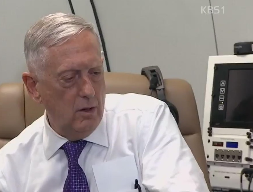 Top US commander calls for diplomacy in North Korea tensions
