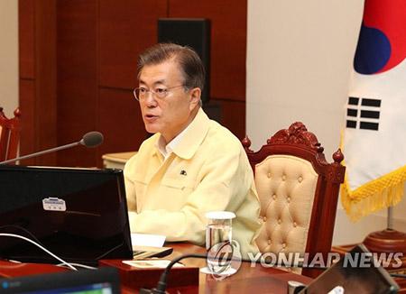 Президент РК призвал Пхеньян не использовать манёвры Ulchi Freedom Guardian как предлог для провокаций