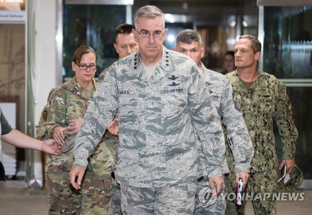 Führende US-Kommandeure betonen Diplomatie für Lösung von Nordkorea-Krise