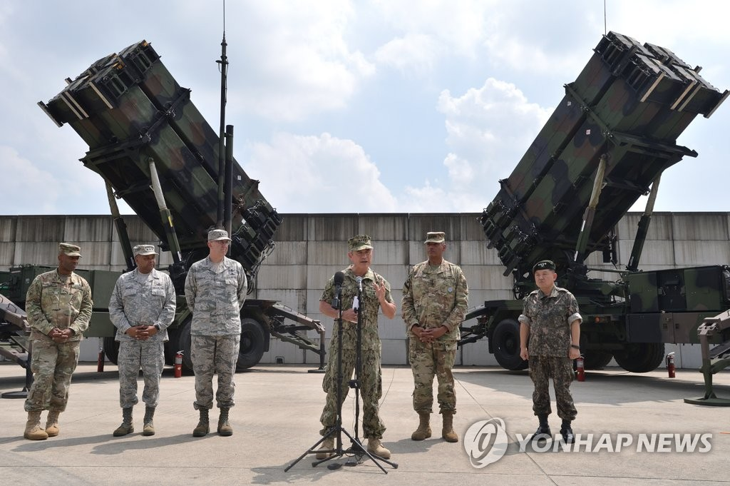 US Commanders Ensure Nuclear Deterrence for S. Korea