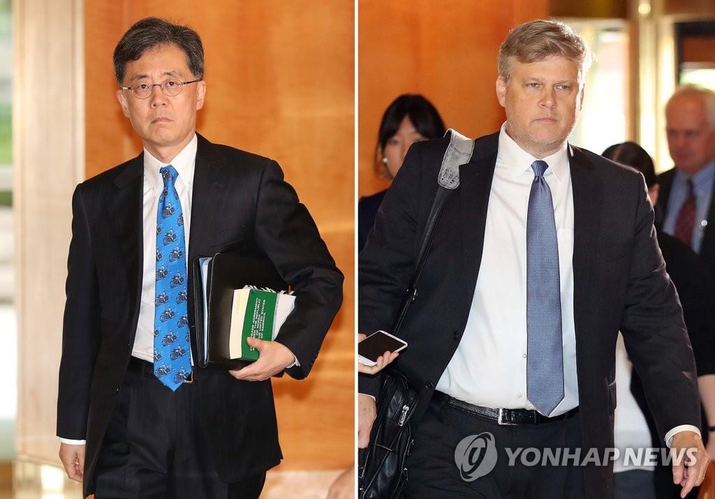 Südkorea und USA beginnen Gespräche über Freihandel