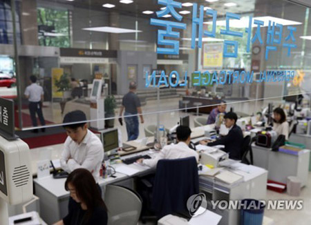 Nearly 1.2 Million S. Koreans Unable to Pay off Debt with Income