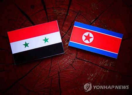 """""""북한, 시리아 화학무기 개발기관과 두차례 거래 적발"""""""