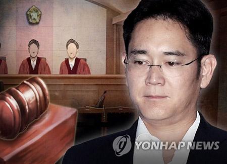 Heredero de Samsung condenado a 5 años de cárcel por soborno