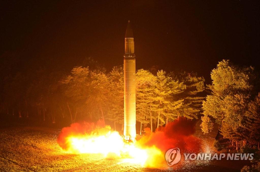 La Corée du Nord lance plusieurs projectiles dans la mer
