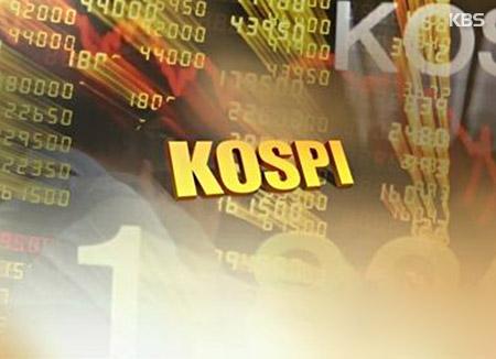 KOSPI Loses 3.47% over Past Month In Market Adjustment