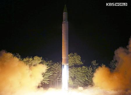La Corée du Nord provoque le Japon, allié des États-Unis!