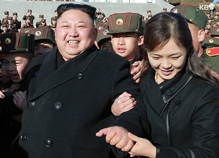 Medien: Kim Jong-un wird zum dritten Mal Vater