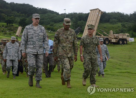 Seongju residents angered by Defense Ministry letter concerning additional THAAD deployment