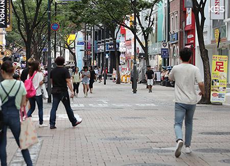 Konsumsi Orang Asing di Korea Sangat Menurun pada Triwulan Kedua