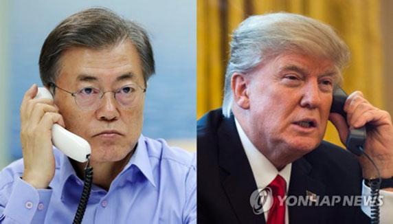 Le bouclier antimissile américain Thaad renforcé en Corée du Sud (Séoul)