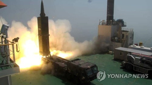 Trump, Moon agree to boost South Korean missile capabilities