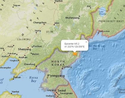 N. Korea Conducts 6th Nuclear Test