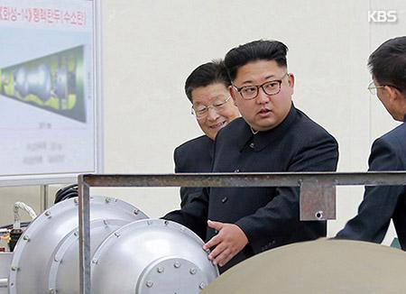 Mattis warns N Korea of 'massive military response'