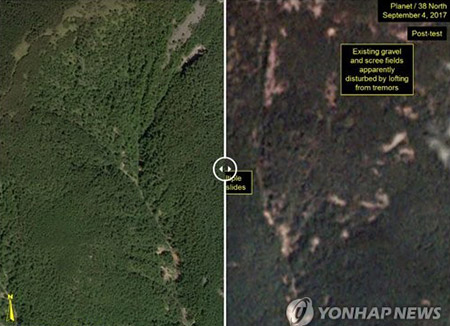 Source: N. Korea Sends Workers Without Protective Gear into Punggye-ri Site