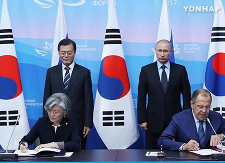 РК и Россия подписали пакет межгосударственных документов