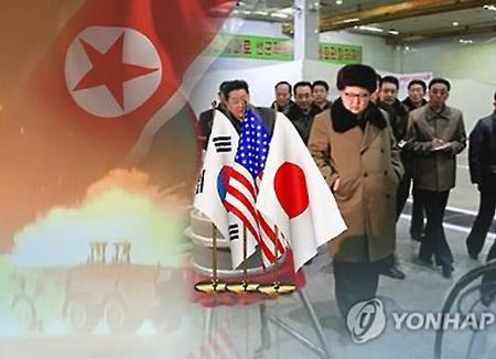 米国 韓日米連合の「海上封鎖」検討か
