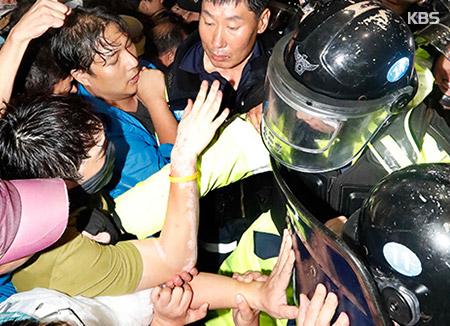 集会・デモの自由を保障 行き過ぎた鎮圧止める